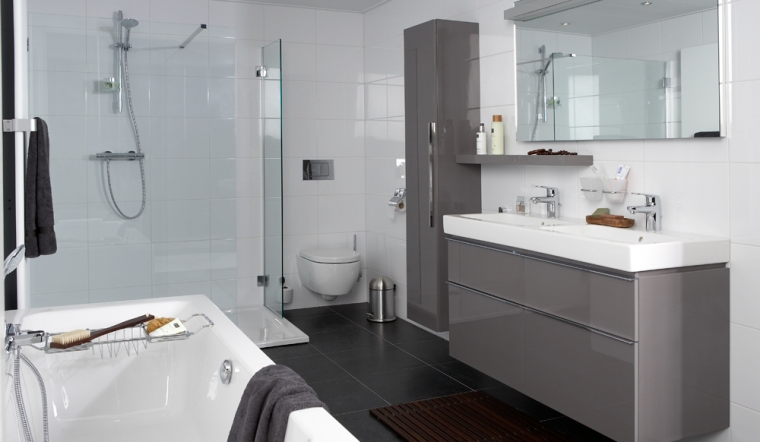 Badkamer ideeën en ontwerp voorbeelden | Interieur Wensen