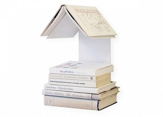 Boeken vogelhuisje