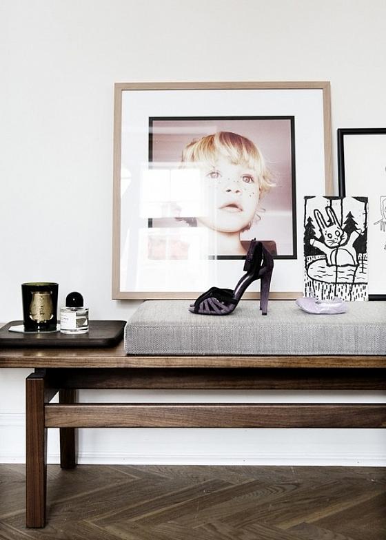 Decoreer je huis met schoenen