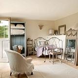 Eenpersoons Riviera Maison slaapkamer