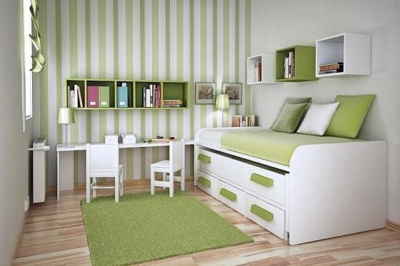 Groene Kinderkamer Ideeen : De rust van een groene kinderkamer « interieur wensen