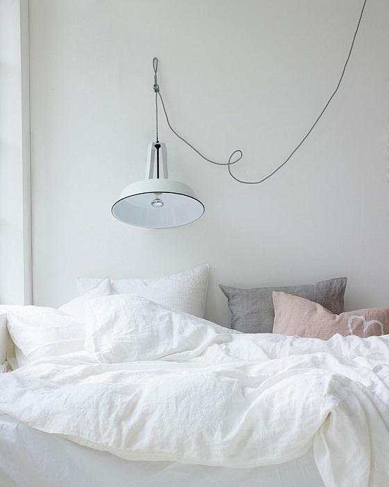 Hanglamp als leeslamp