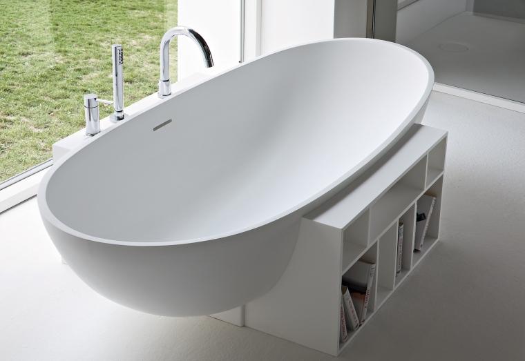 Ligbad met opbergmogelijkheid interieur wensen - Ricoprire vasca da bagno prezzi ...