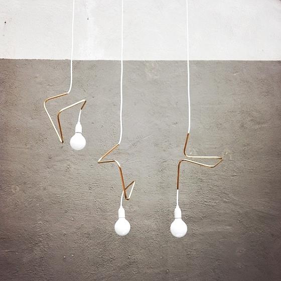 Maak je eigen designlamp