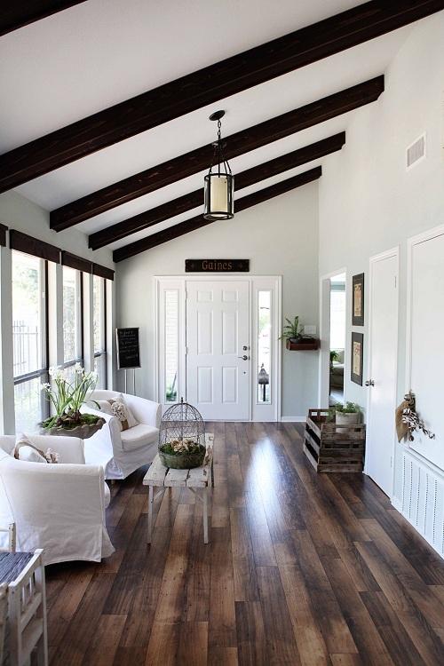 Serre in riviera maison stijl met fauteuiltjes « Interieur Wensen