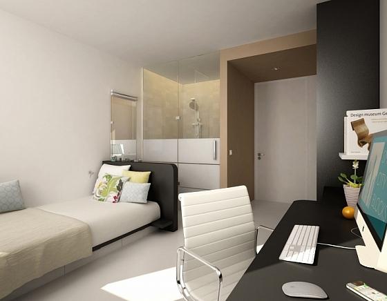 Leuke studentenkamer inrichting interieur wensen for Interieur slaapkamer voorbeelden