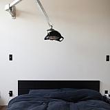 Tandartslamp als bedlamp