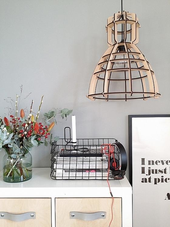 Transformeer je oude lamp interieur wensen for Huis interieur ideeen
